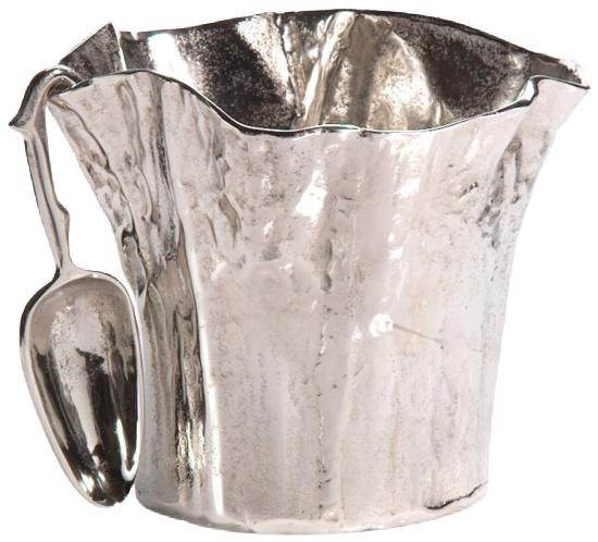 silver-12-Diameter-Aluminum-Ice-Bucket-with-Scoop