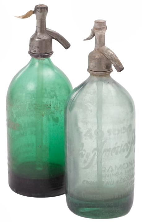 Vintage Seltzer Bottles