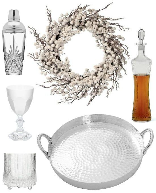winter-wonderland-theme-bar-accessories