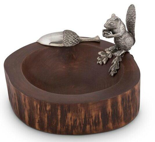 squirrel nut candy bowl