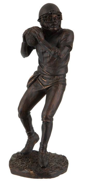 Bronze Quarterback