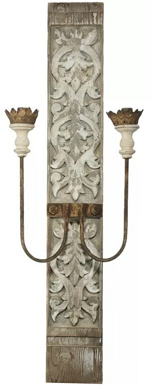 Montfort 2-Light Wall Sconce