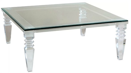 Savannah Acrylic Coffee Table