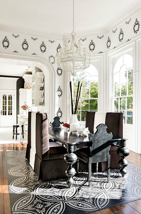 antiques-modern-mix-dining-room