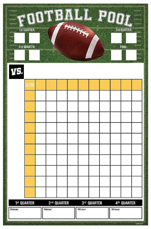 football brackets score game