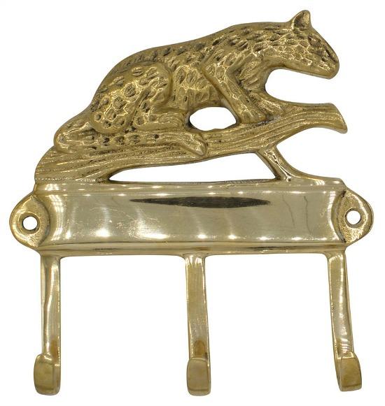 leopard-name-plate-wall-hooks
