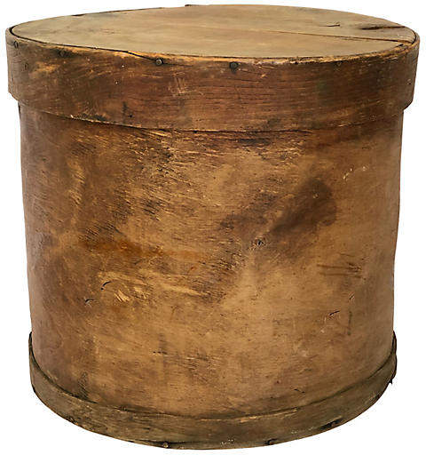 European Grain Pantry Box