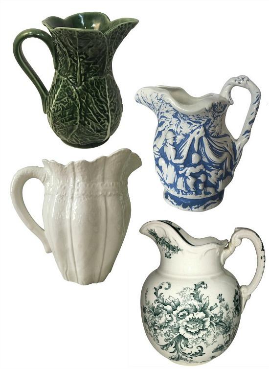 vintage pitchers