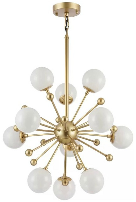 Cosme 11 - Light Sputnik Sphere Chandelier