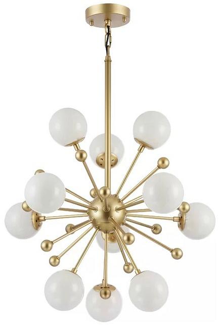 Cosme 11 - Light Sputnik Sphere Chandelier