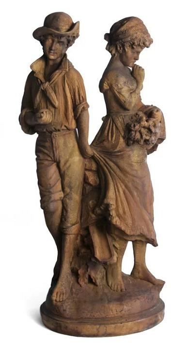 Children First Love Statue