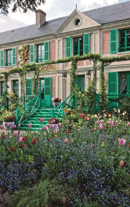 Claude-Monet-gardens