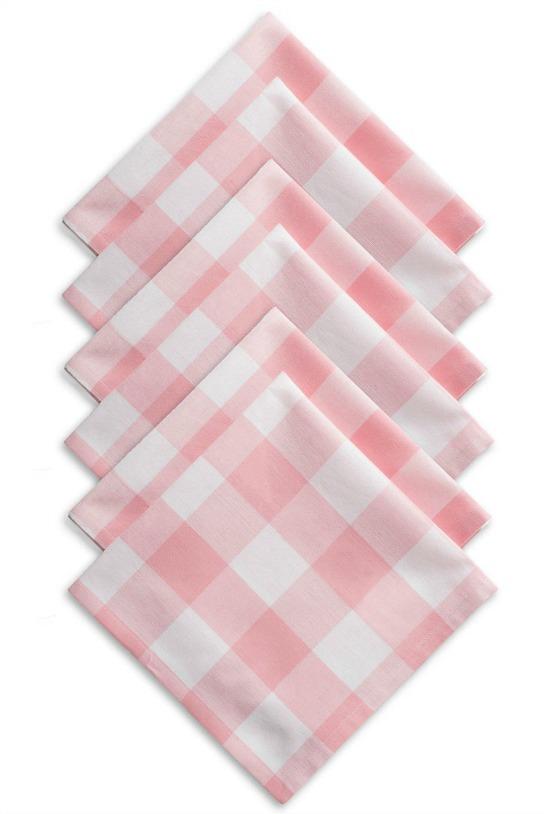 peony picnic napkin set