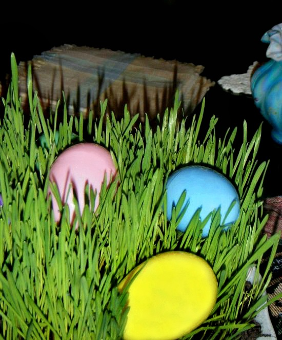 Easy Easter DIY Decorations