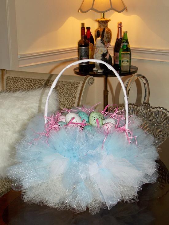Tulle-Easter-Basket