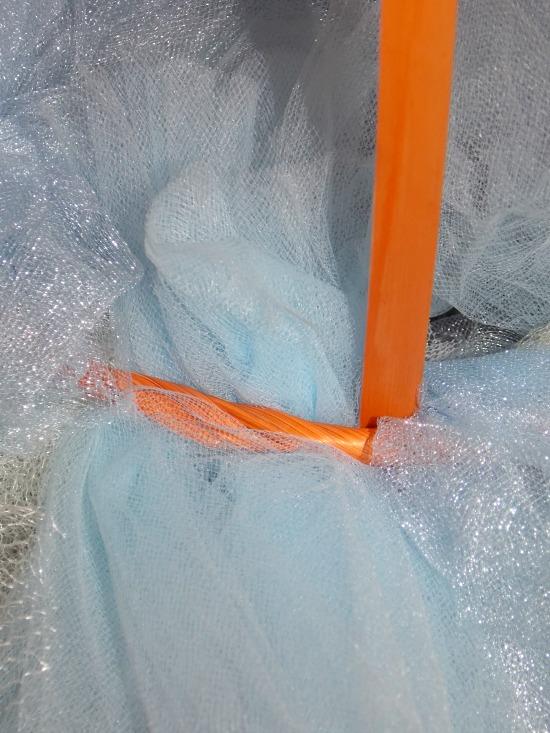blue-white-tulle-net