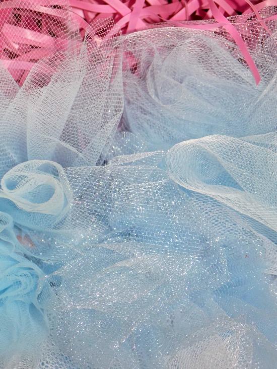 fluffed-tulle-net