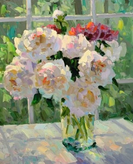 painting-roses