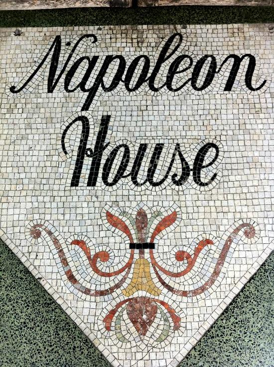 Napoleon-House-Mosaic