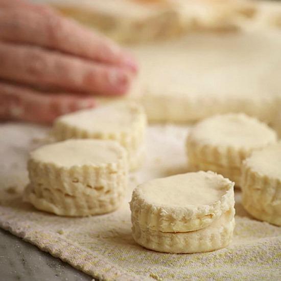 Regina's biscuits