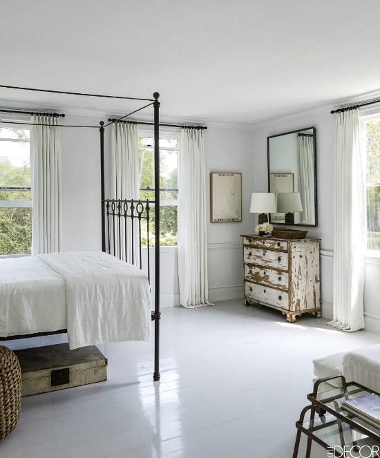 open windows bedroom