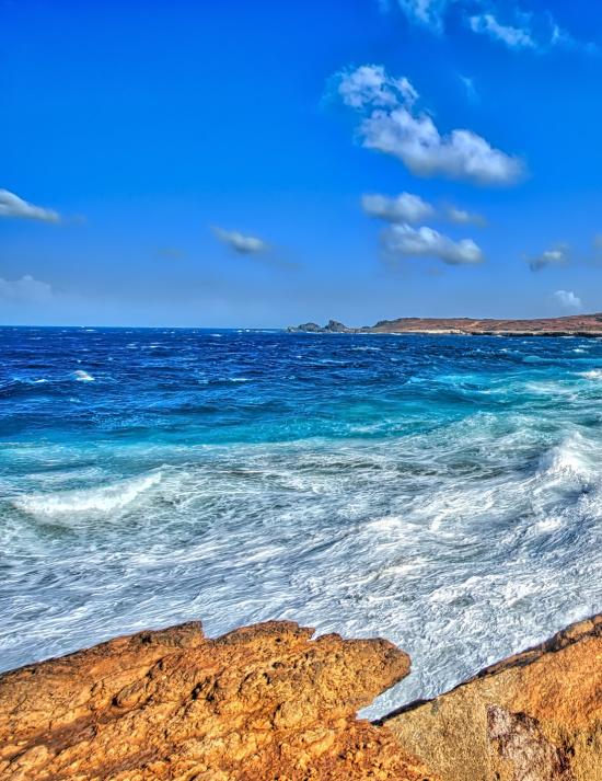 Aruba-coast