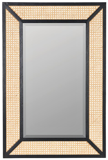 Aubree Beveled Accent Mirror