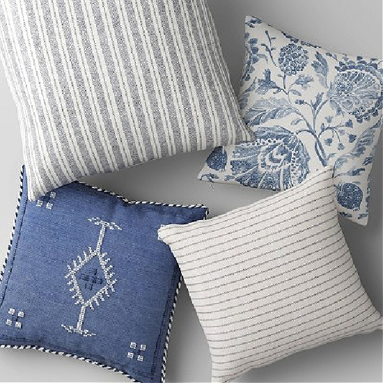 Blue-cream-collection-throw-pillows-Threshold