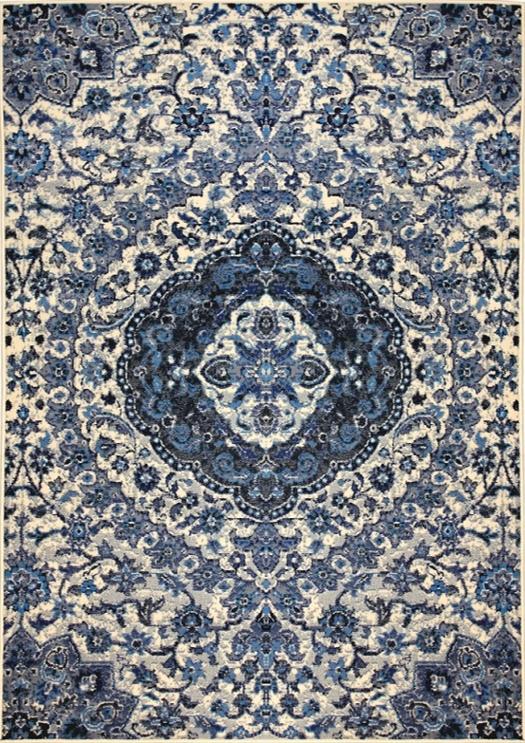Camila Home Blue (8'x10') Rug