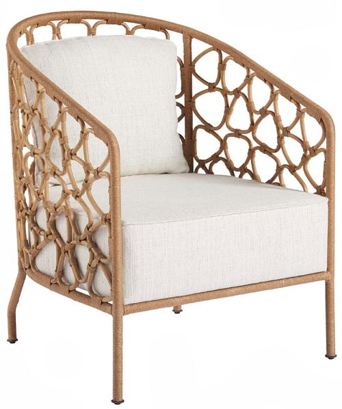 Coastal Living Pebble Accent Chair