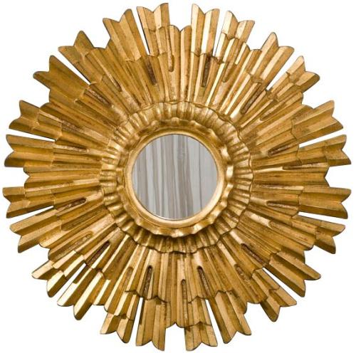 Durkee Circular Wall Mirror