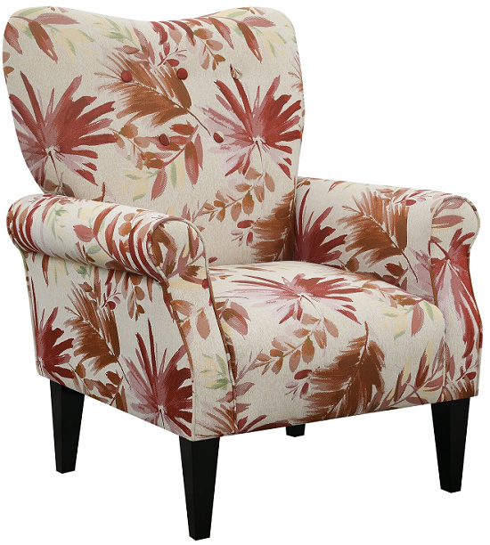 """Euart 30"""" Wide Tufted Polyester Armchair"""