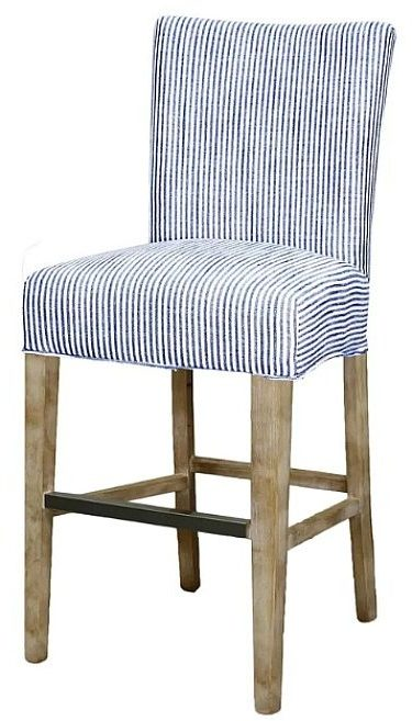 Ginevra Counter Stool with Cushion