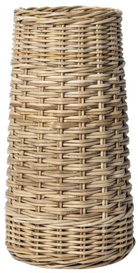 Koboo Umbrella Holder Basket Gray - Threshold™ designed with Studio McGee