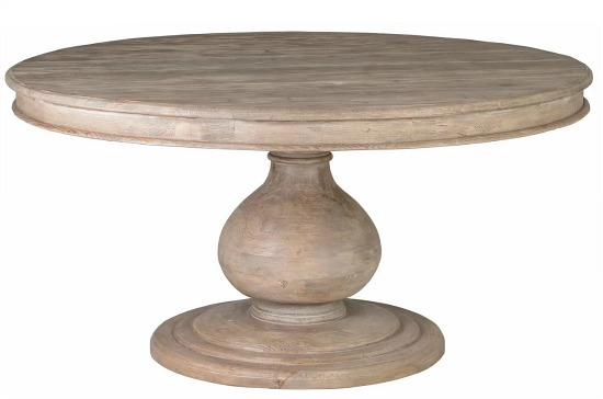 Orear Solid Wood Dining Table