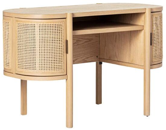Portola Hills Caned Desk - Threshold™ designed with Studio McGee