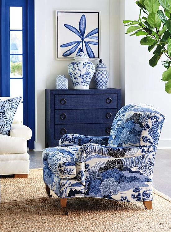 Sydney+Wide+Down+Cushion+Armchair