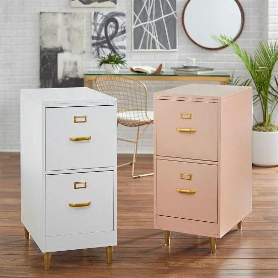 Carson Carrington Erfjord 2-drawer File Cabinet