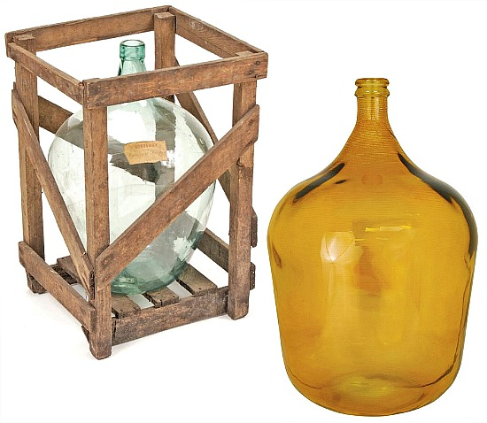 demijohn decorative bottle 1