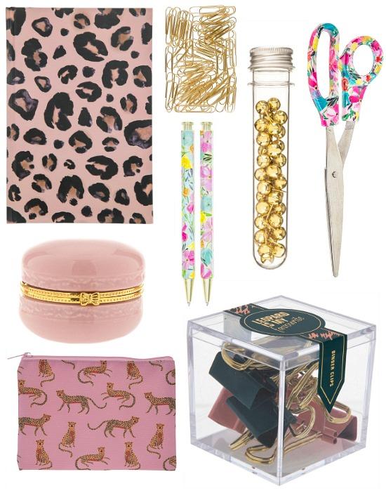dorm room decorating ideas desk accessories