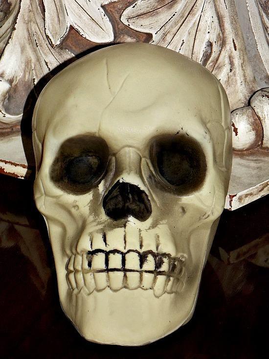 skeleton-head-decoration