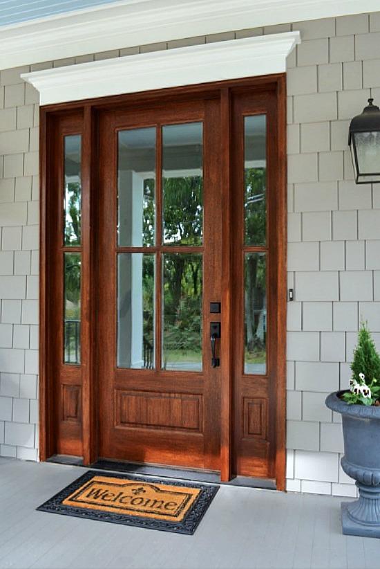Alexandria exterior door