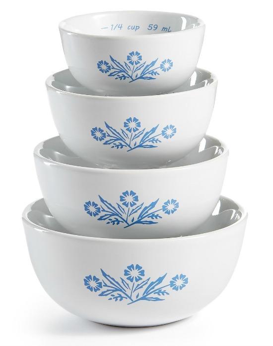 Corning-Ware-measuring-bowls