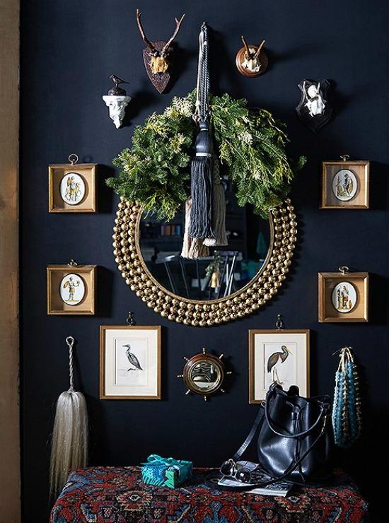 tassel wreath