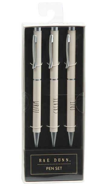Rae Dunn pen set