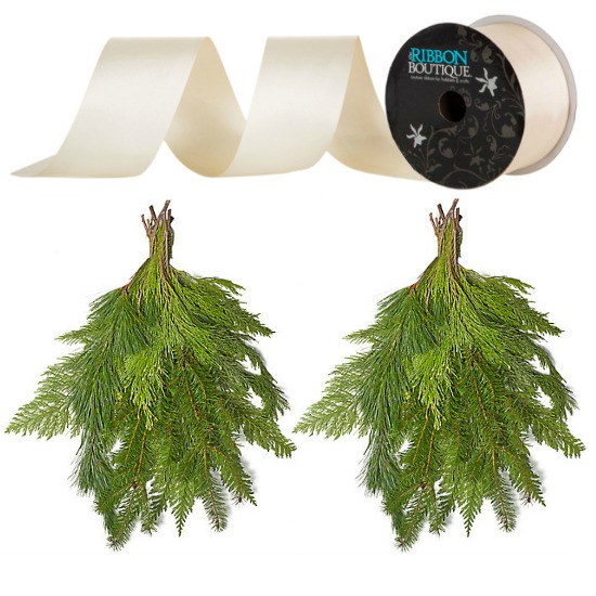 fresh-greenery-swags