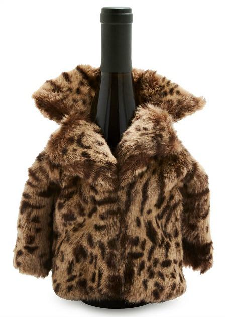 leopard-print-fur-coat-bottle-cover