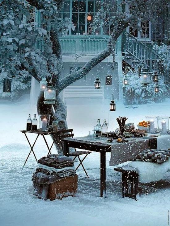 snow soiree