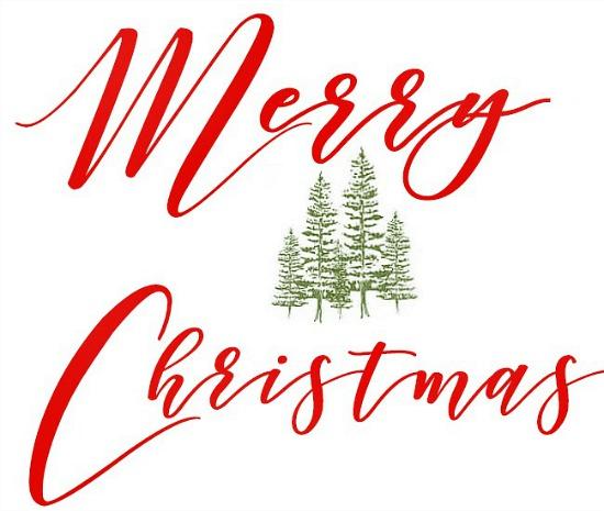trees-merry-Christmas