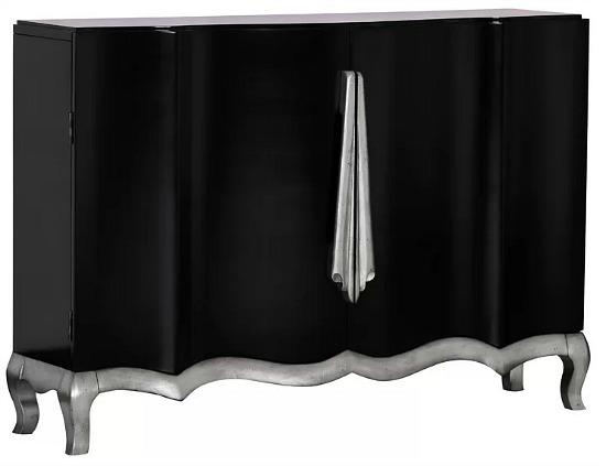 Riegel Ribbon-Inspired 2 Door Accent Cabinet